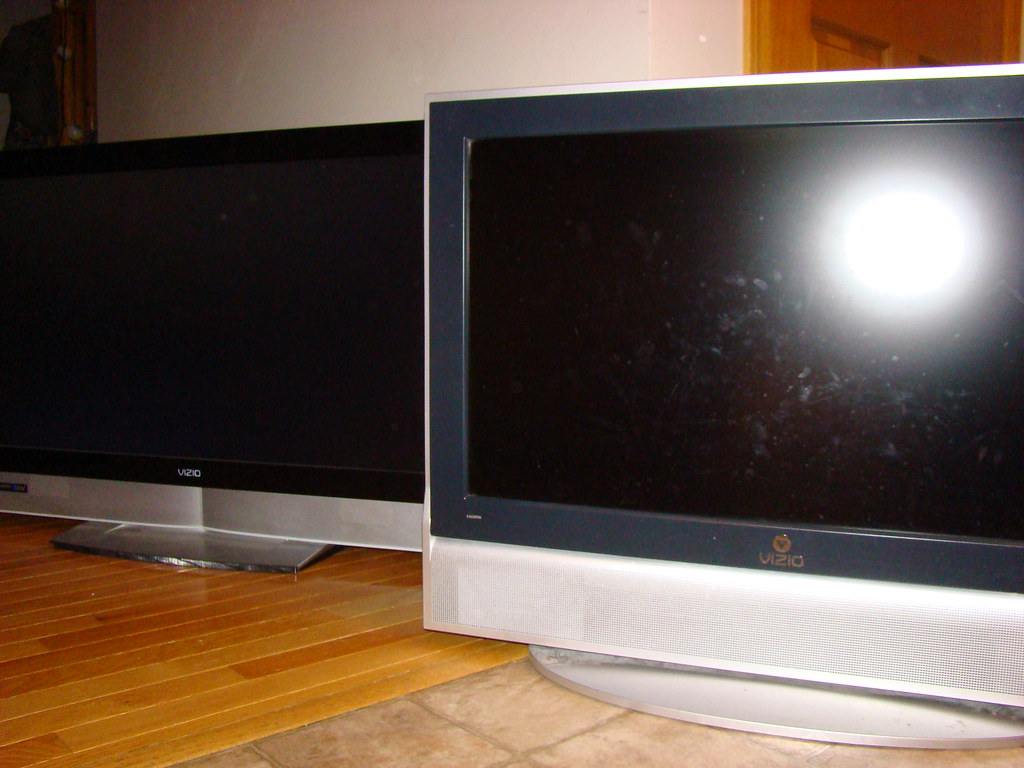 VIZIO LCD HD Television TV Pro Files  What are the odds