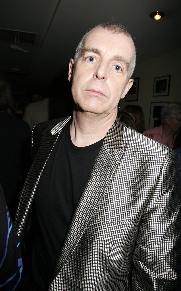 War ChildO2 Brits After Party  Neil Tennant  LONDON
