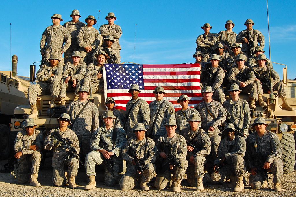 Spartan Platoon Says GoodBye and Good Luck to Platoon Lea