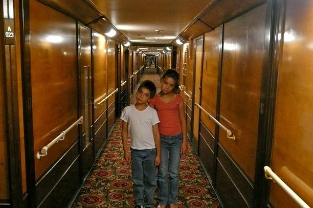 Sighting Of Ghost Children Aboard the Haunted Ocean Liner  Flickr