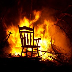 Wheelchair On Fire Office Chair Support For Lower Back Pain I Attended A Party Over The Weekend Hosted
