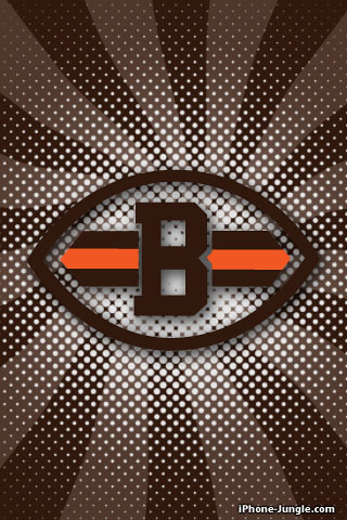 World Map Iphone Wallpaper Cleveland Browns Team Logo Cleveland Browns Team Logo