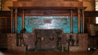 Veterans Room Fireplace, Park Avenue Armory, NYC