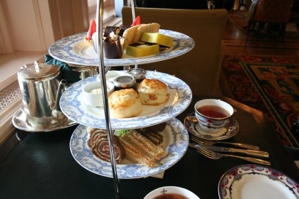 Image result for Afternoon tea at the Empress Hotel, Victoria flickr