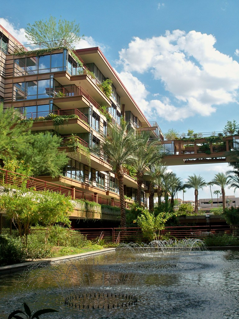 Optima Camelview Village A Modern Mixed Use Condominium