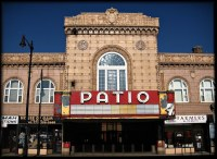 Patio Theater,Chicago,IL | On west Irving Park Road near ...