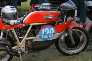 1973 Harley Davidson Aermacchi Sprint 350 | 2011 Classic