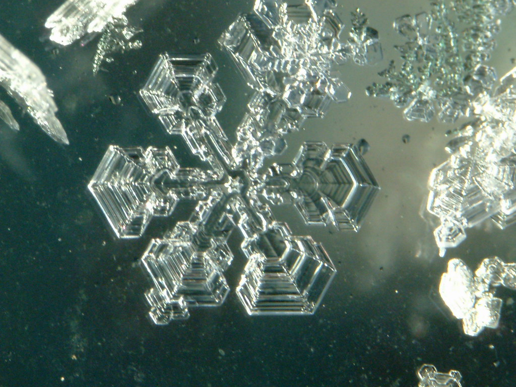 3d Cloud Wallpaper Ice Crystal 011 Super Macro Photographs Of Different