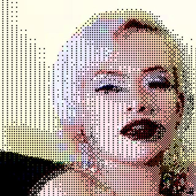 pixel portrait the exploration of a pixel  pixel