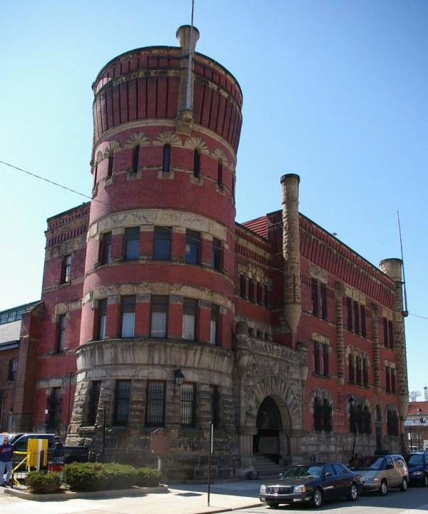 Cleveland Grays Armory 1234 Bolivar Road Ohio