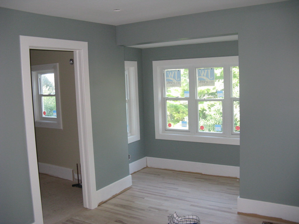 11 August Bedroom Painted We Thankfully Still Like