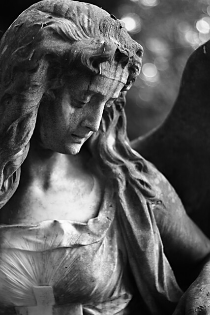 Comments Beautiful Baby Girl Wallpaper Sad Angel Taken At Frankfurt Hauptfriedhof Fuerst Flickr