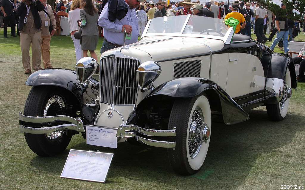 1930 Cord L29 Limousine Body Company Speedster  fvl  Flickr