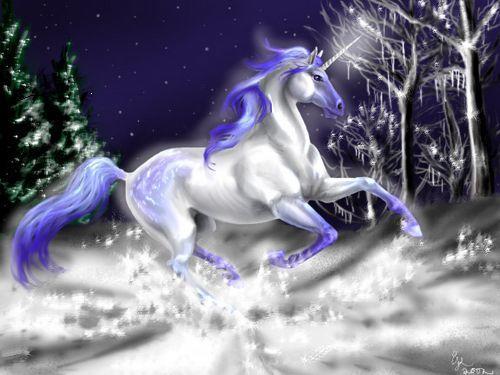 Free Unicorn Screensavers