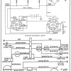 Farmall A 12 Volt Wiring Diagram Of How Waterfall Is Formed Et | Triumph Tiger Cub Gym_x Flickr