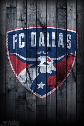 FC Dallas IPhone Wallpaper  A unique MLS pro team