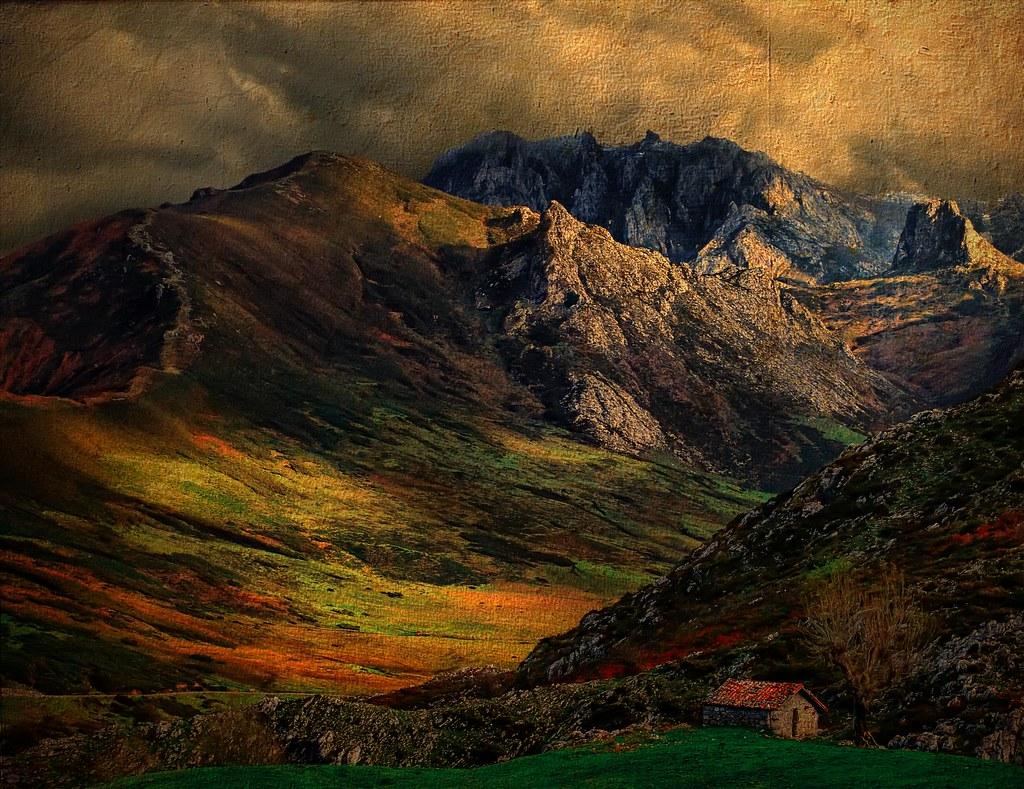 Picos De Europa Asturias Spain No Hdr Thank You All My