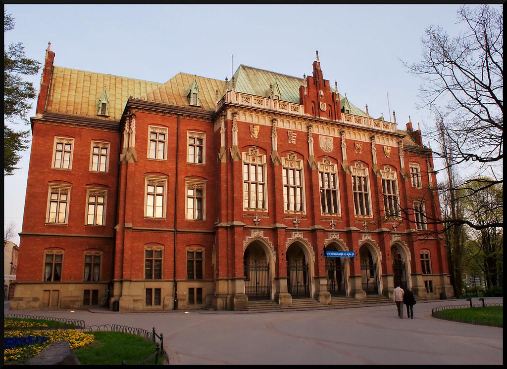 Jagiellonian University In Krakow Christopher Walker