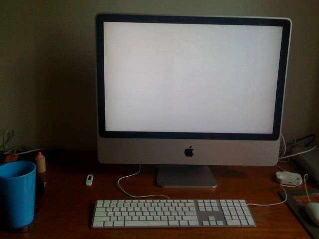 Grey screen of death  OSX update killed my home iMac