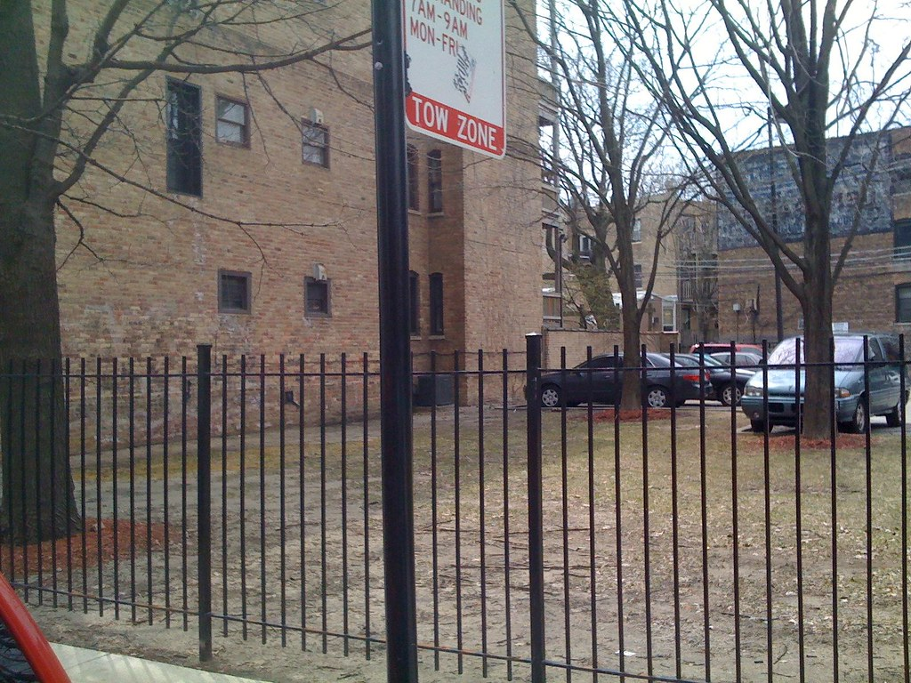 2122 N Clark St Chicago Site Of The St Valentines Day