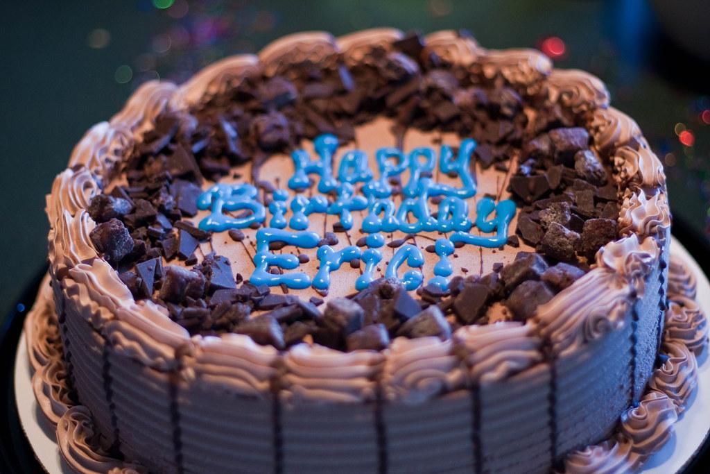 Happy Birthday Eric! Amancay Maahs Flickr