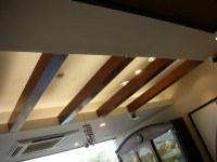 designer ceiling | designer false ceiling with lighting ...