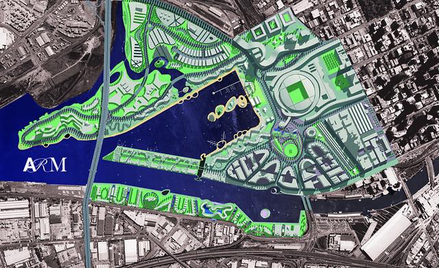 Docklands Vision  Masterplan for the Docklands in