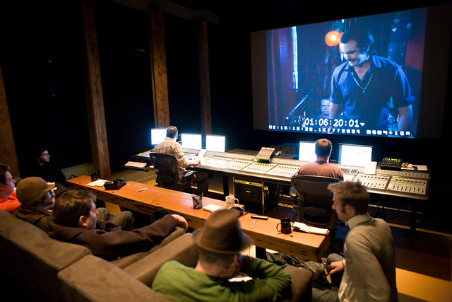 Sound Design For Visual Media And Film Production Students Flickr