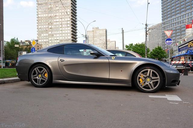 Ferrari 612 Scaglietti Russian Edition Only 5 Cars Were