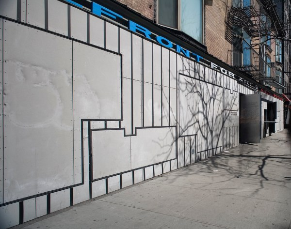 Vito Acconci And Steven Holl Storefront Art Archi