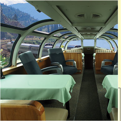 Train Chartering  The Puget Sound private rail car dome l  Flickr