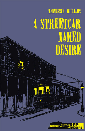 Cute Face Wallpaper For Iphone A Streetcar Named Desire Play Poster
