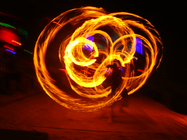 cool design of fire