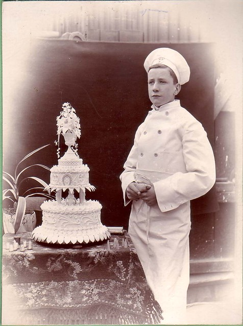 Victorian Wedding Cake This Is My Great Grandfather With