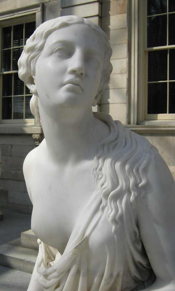 Ruth Gleaning By Randolph Rogers Ruth Gleaning By