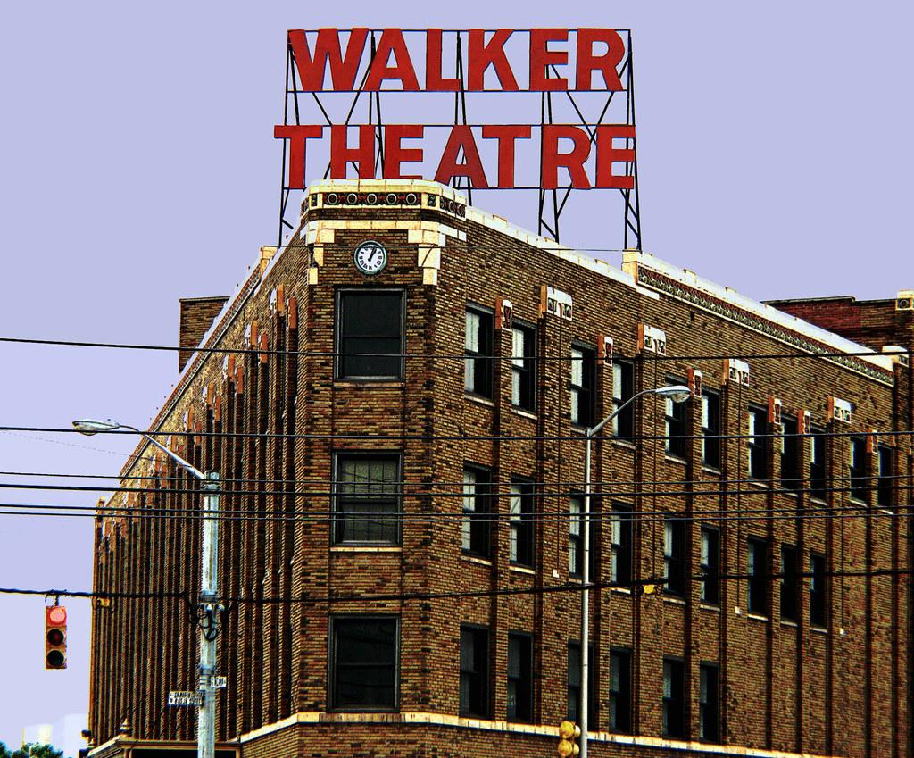 Madame C J Walker Building