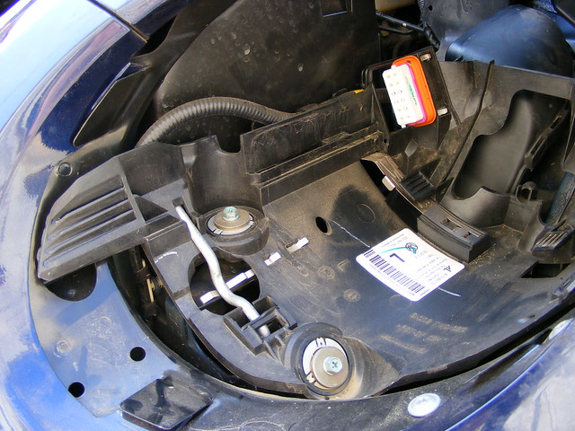 Thesambacom Vw Headlamp Flasher Installation And Wiring