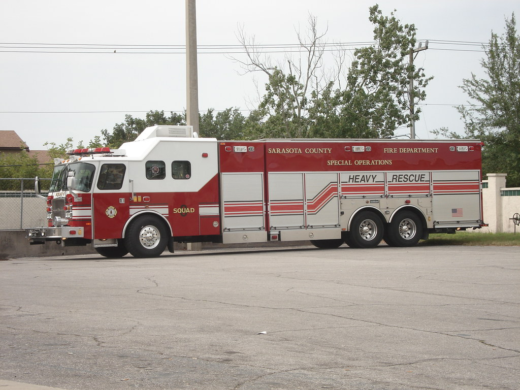 SCFD Squad 8  Squad 8 is the main special operations rig