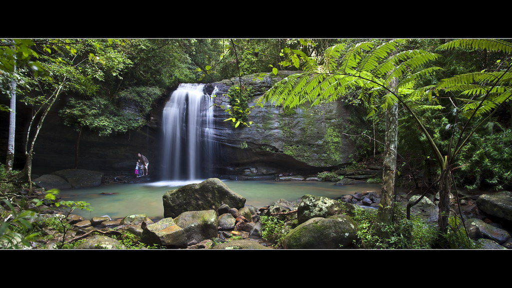 Buderim Falls  Sunshine Coast  View Large   Follow