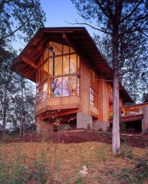 Unique Angle Architect-designed Lindal Home In Innsbrook
