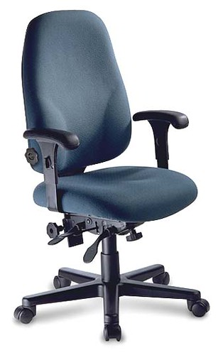 ergonomic chair angle rocking chairs on porch high back | office wider, deeper ergo… flickr