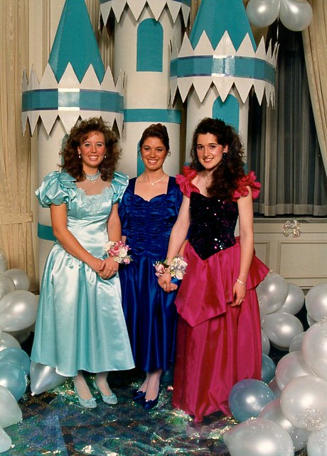 PCS Senior Prom 1991  Douglas Coulter  Flickr