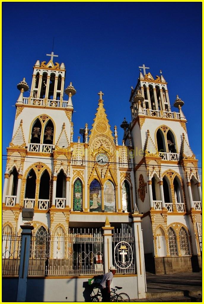 Templo Nuestra Seora del CarmenHuejotzingoEstado de Pue