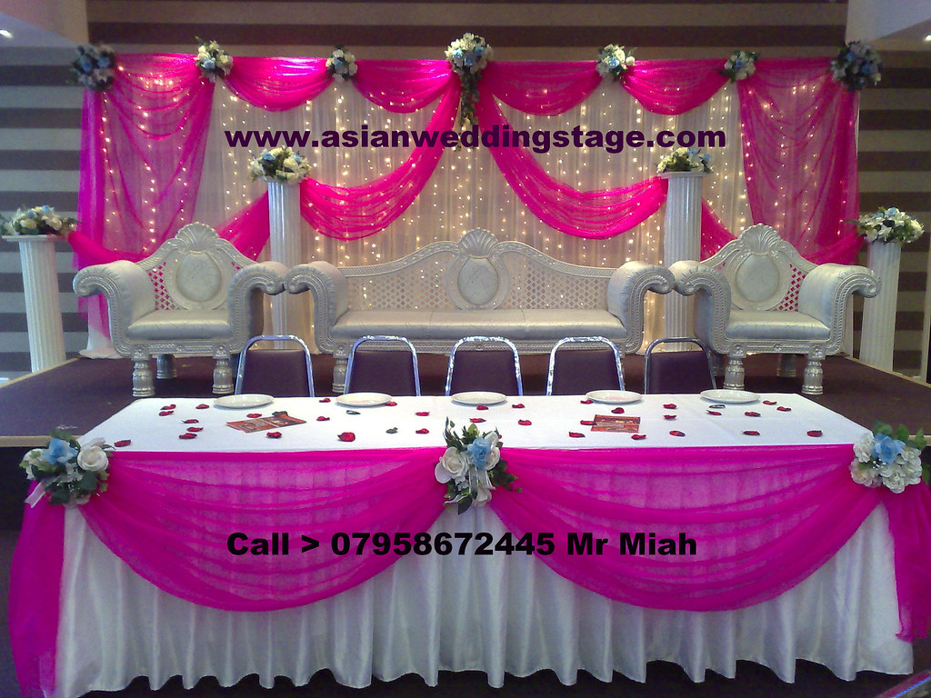 wedding decorations  We are quality Asian wedding stage