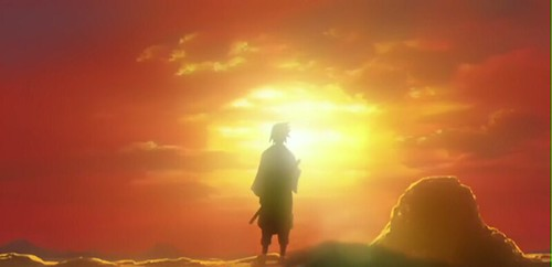 Anime Sunset Wallpaper Sunset Sasuke Does That Remind U Of Naruto Lyk3 0n3