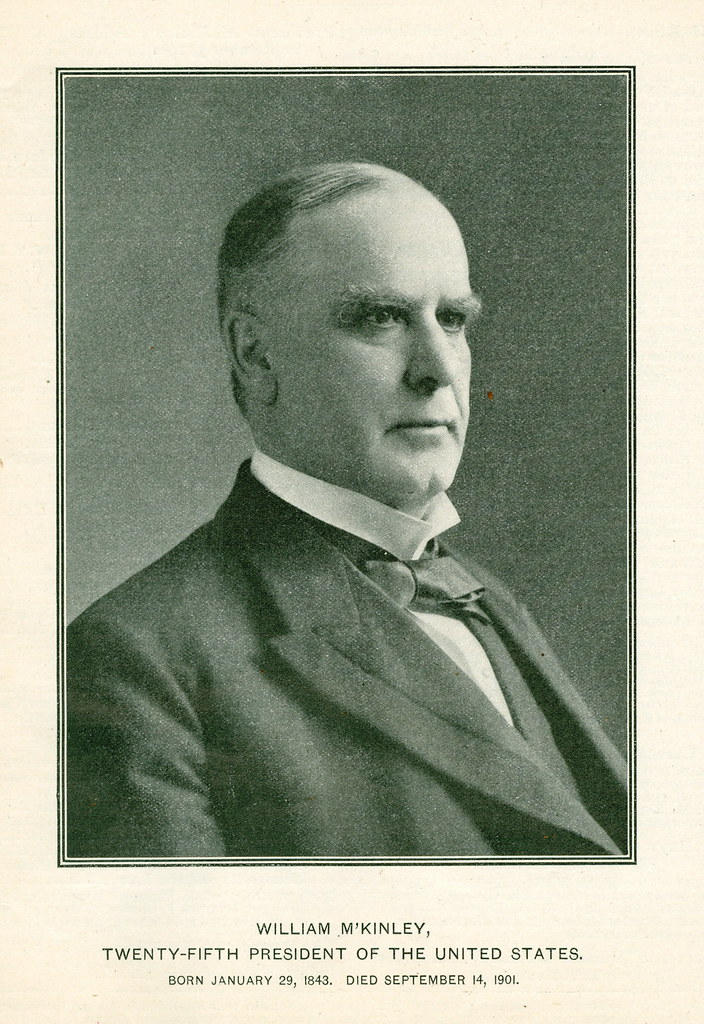 William McKinley 1843 1901 William McKinley 1843 1901