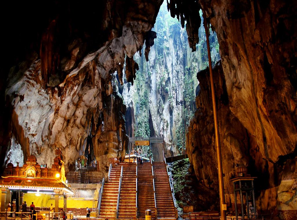 3d Wallpaper Malaysia Batu Caves Sri Subramaniam Temple Kuala Lumpur Batu