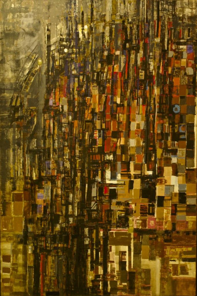 La Basilique 1964  Maria Helena Vieira da Silva 1908   Flickr