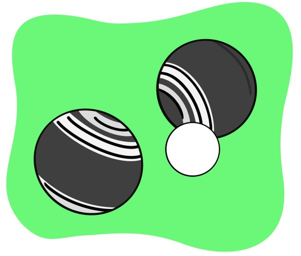 Bowls And Jack 1 Add Clip Art Clubs