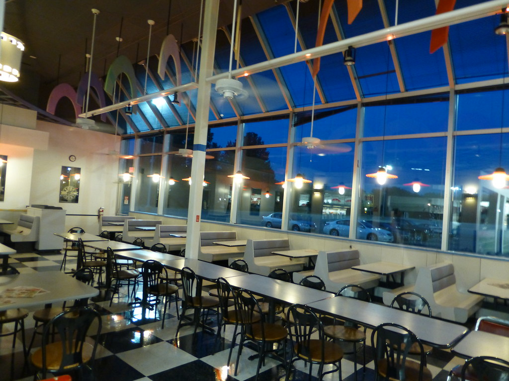 The First Super Kmart Food Court This Is The First Food